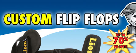 Most Profitable Flip Flop Fundraiser
