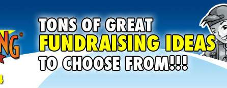 School and Church Fundraising ideas