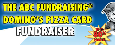 High Profit      Pizza Card Fundraiser
