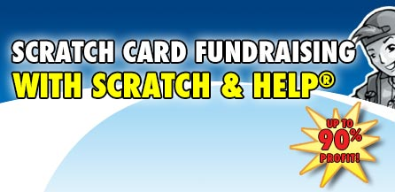 #1 Scratch Card Fundraiser In America
