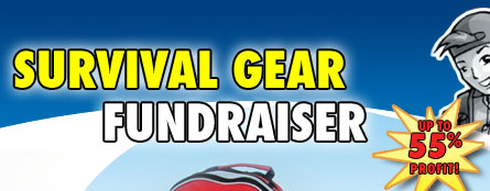 Most Profitable Survival Gear Fundraiser