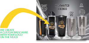 Travel Mug Fundraiser - The Ultimate Cheerleader Fundraiser