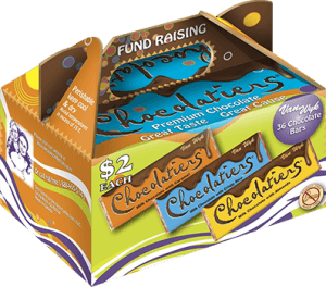 Chocolate Bar Fundraiser