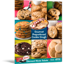 Cookie Dough Fundraising For Church Youth Groups