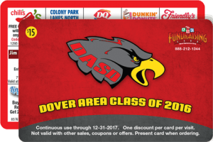 Discount Card Fundraising