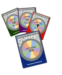 Spinners Fundraising Program For Girl Scouts